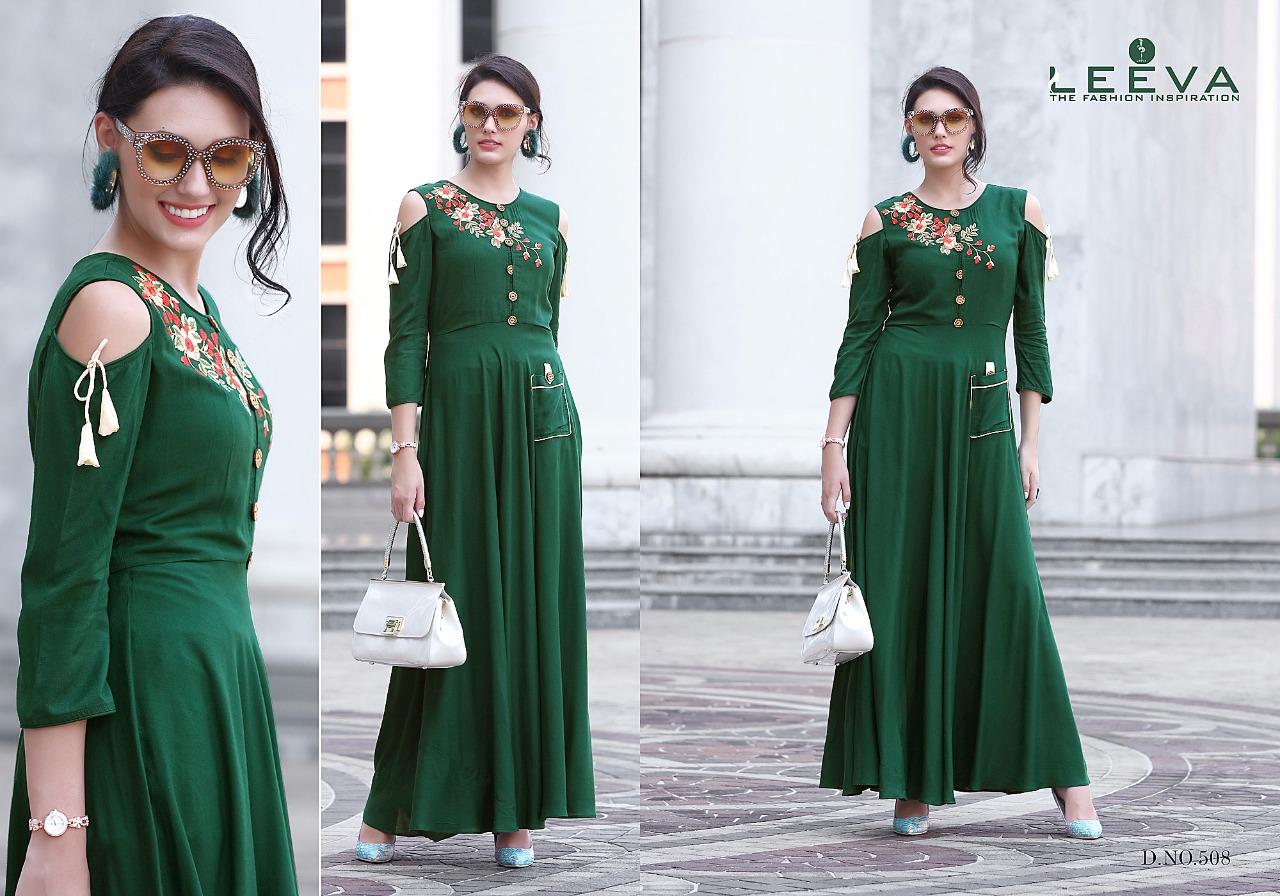 Leeva Fashion Gypsy 508