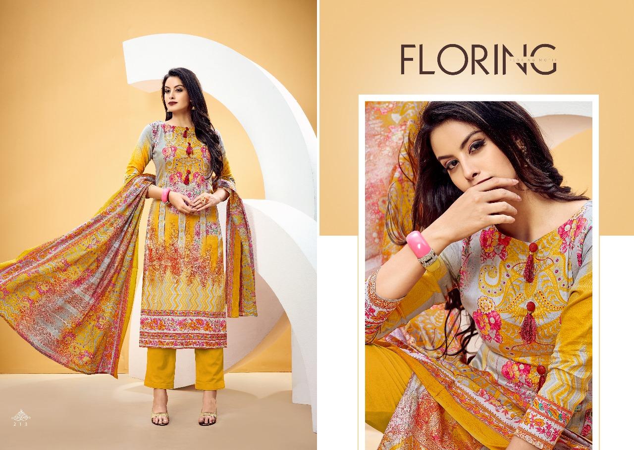 Levisha Elegance Printed Collection 213