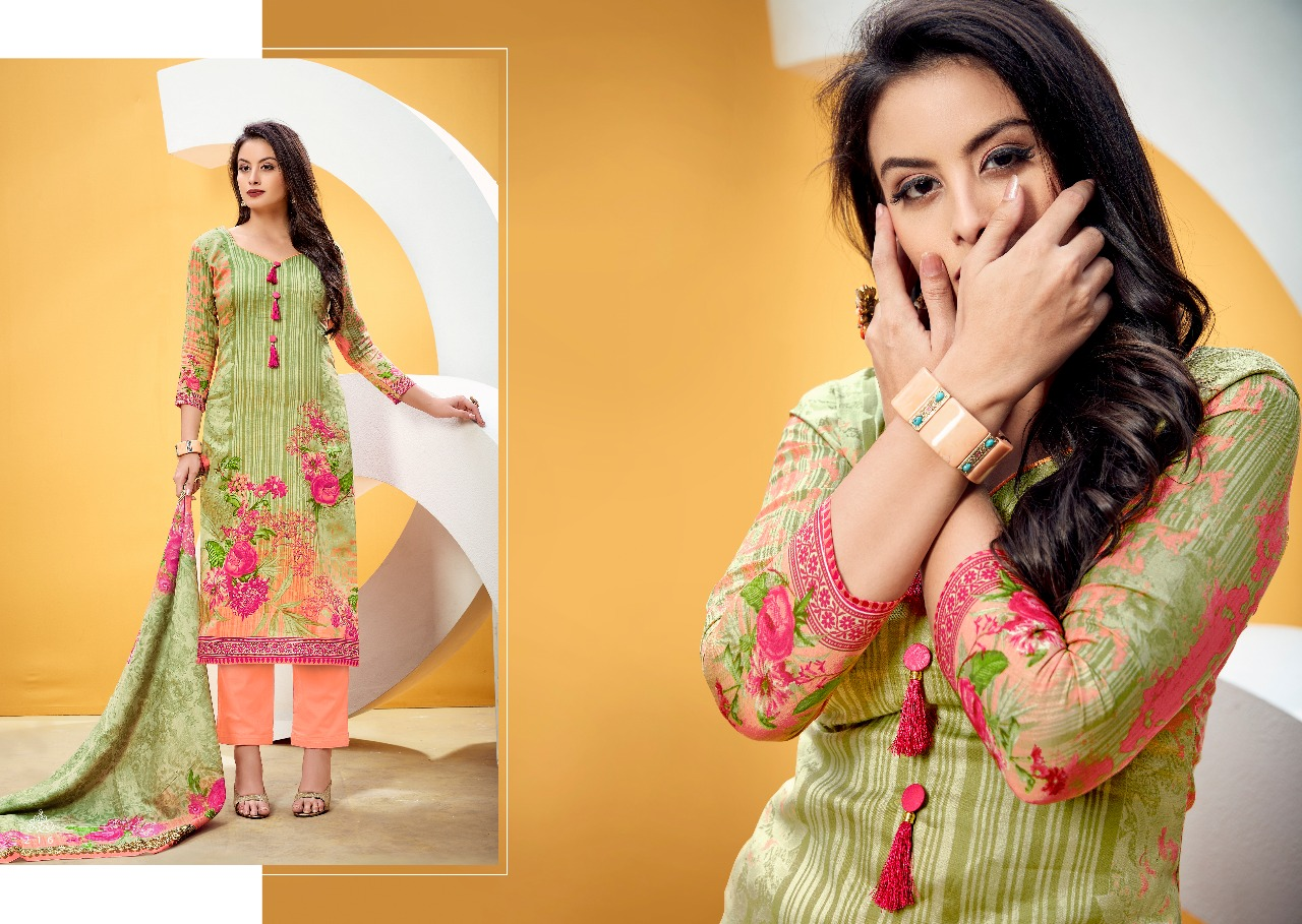 Levisha Elegance Printed Collection 216
