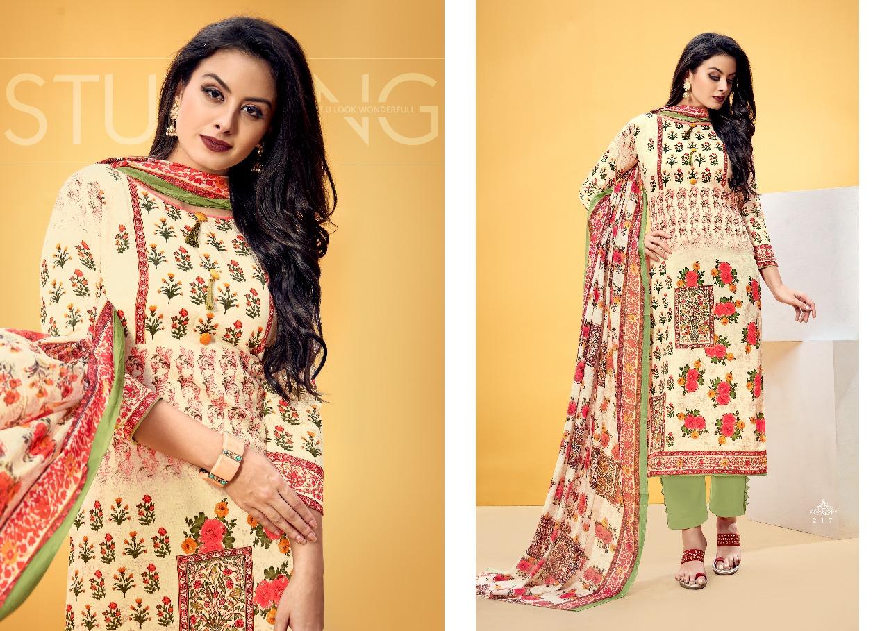 Levisha Elegance Printed Collection 217