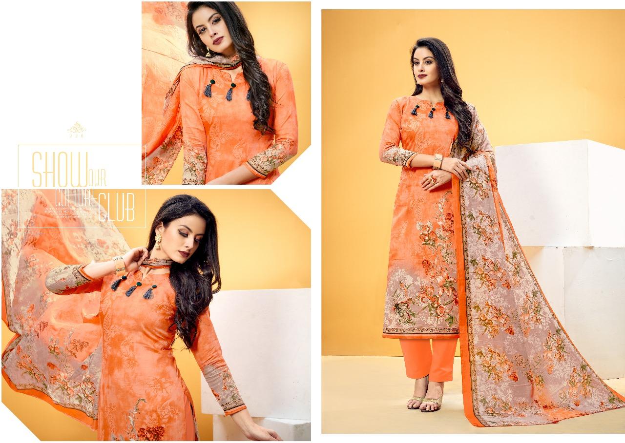 Levisha Elegance Printed Collection 220