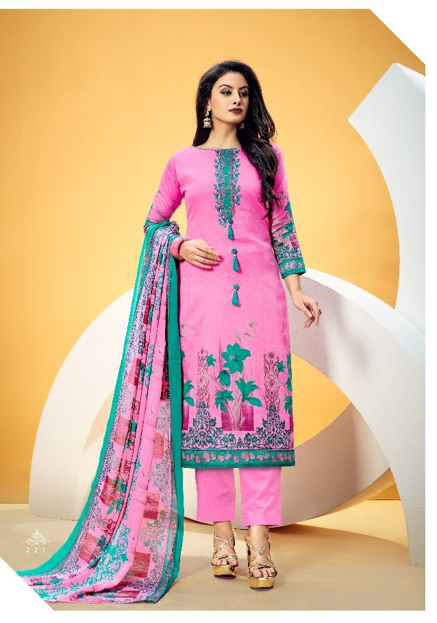 Levisha Elegance Printed Collection 221