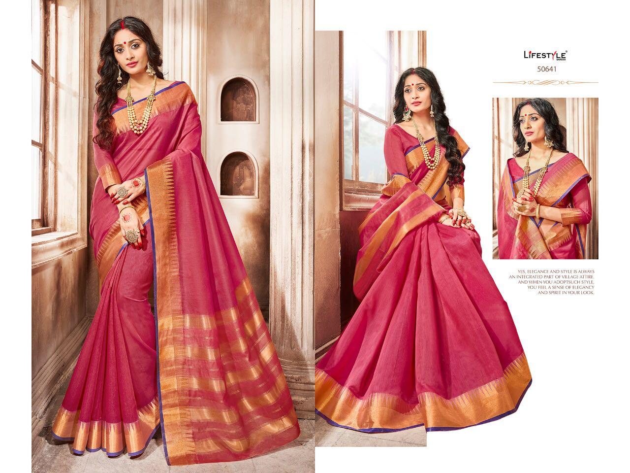 Lifestyle Khadi Silk 50641