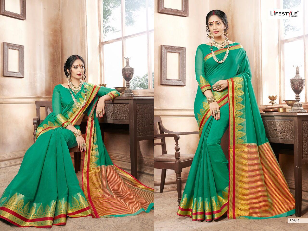 Lifestyle Khadi Silk 50642