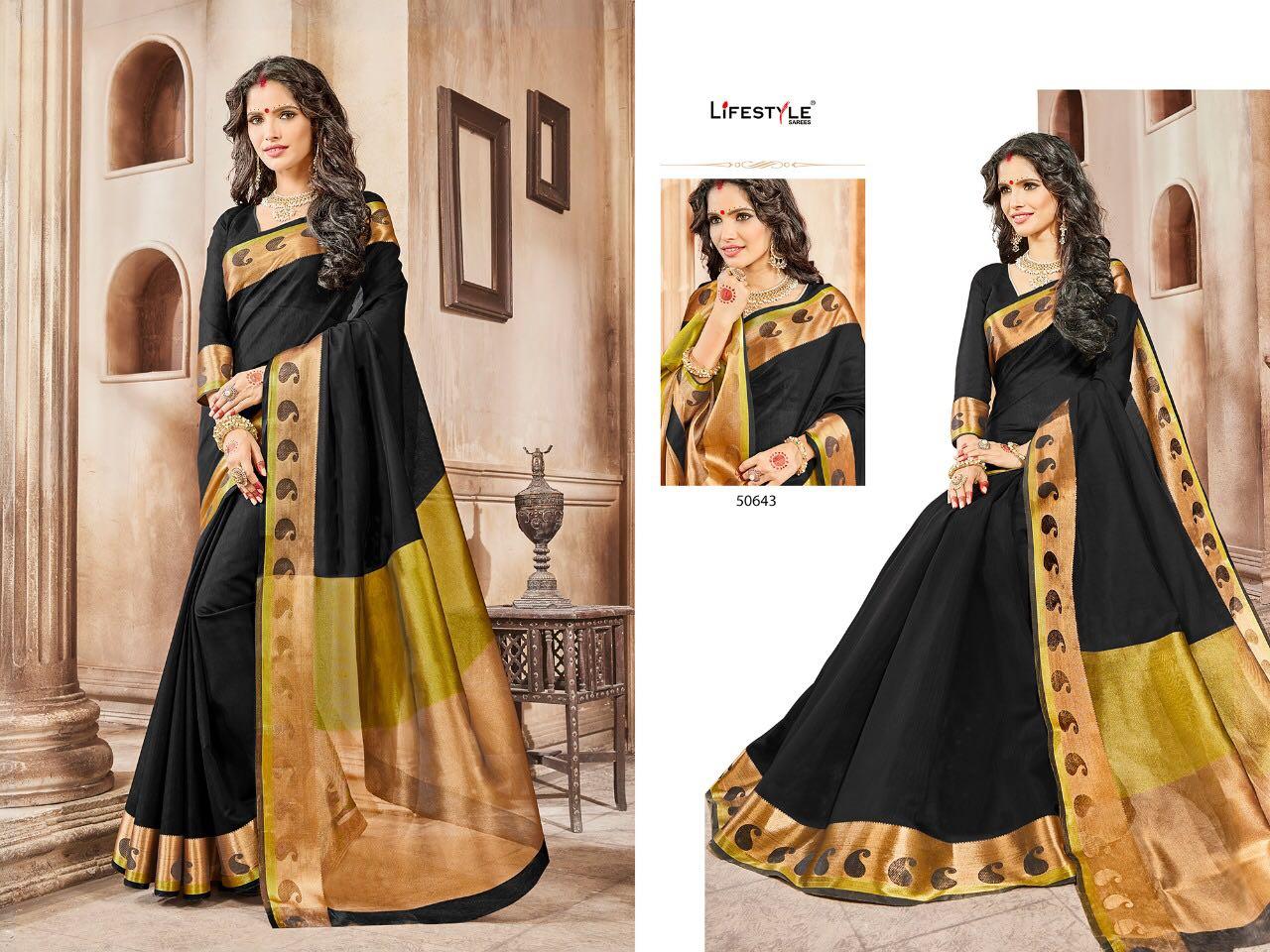 Lifestyle Khadi Silk 50643