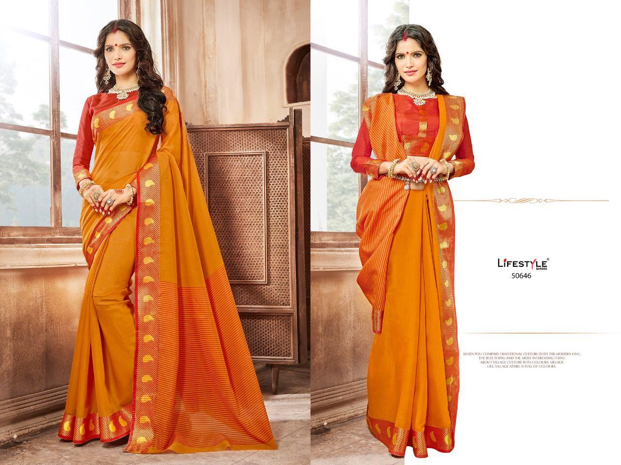 Lifestyle Khadi Silk 50646