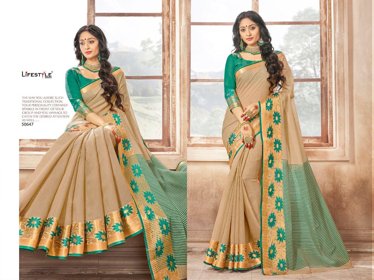 Lifestyle Khadi Silk 50647
