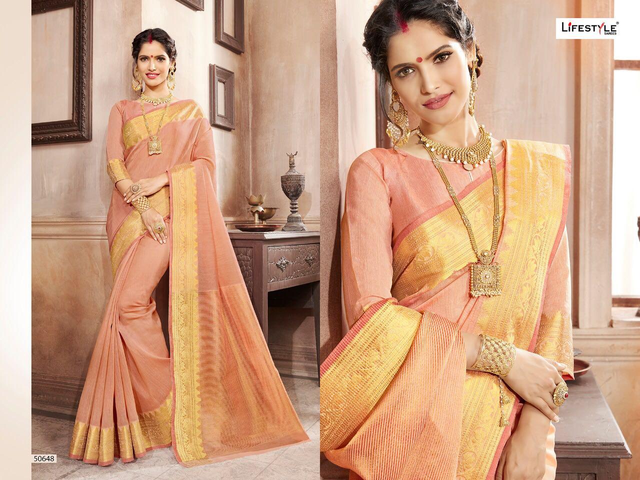 Lifestyle Khadi Silk 50648