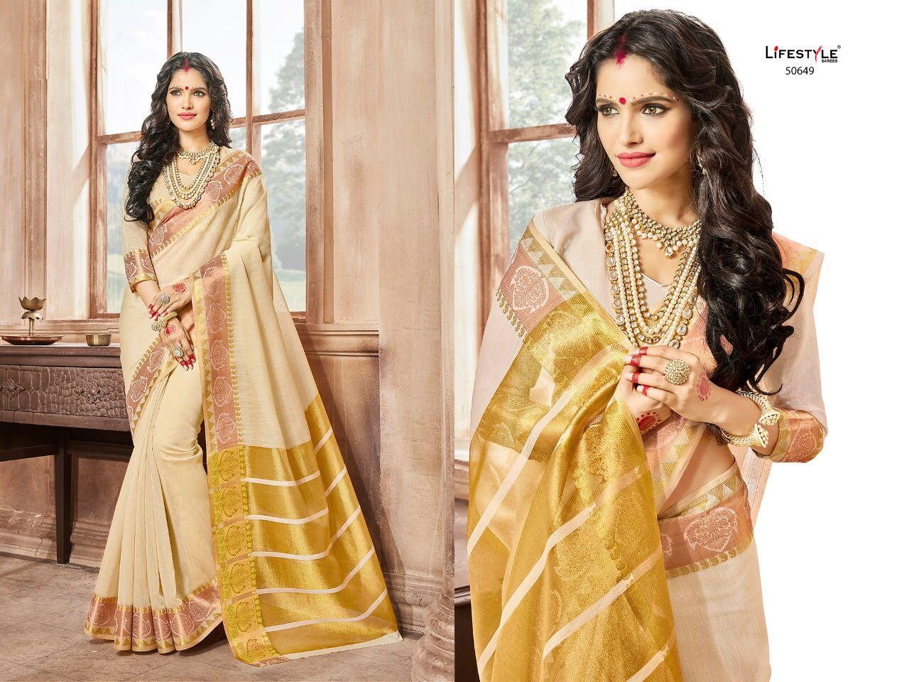 Lifestyle Khadi Silk 50649