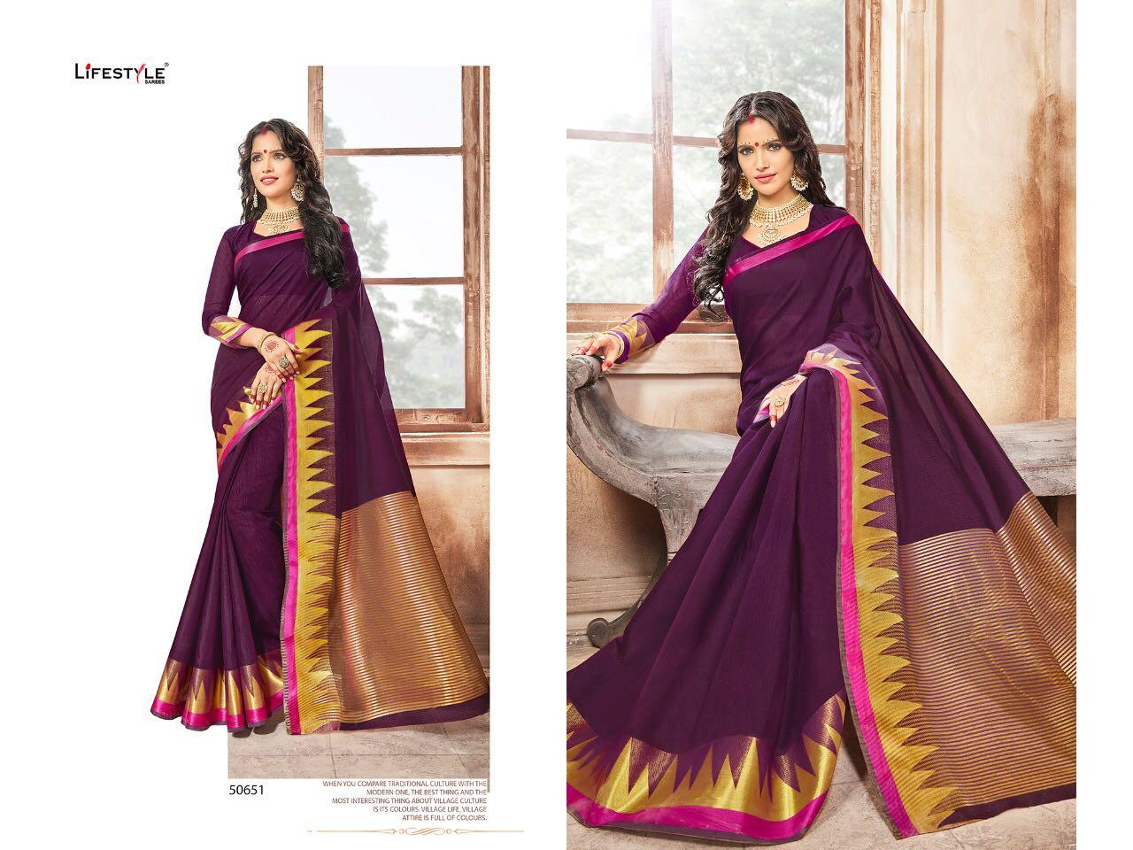 Lifestyle Khadi Silk 50651