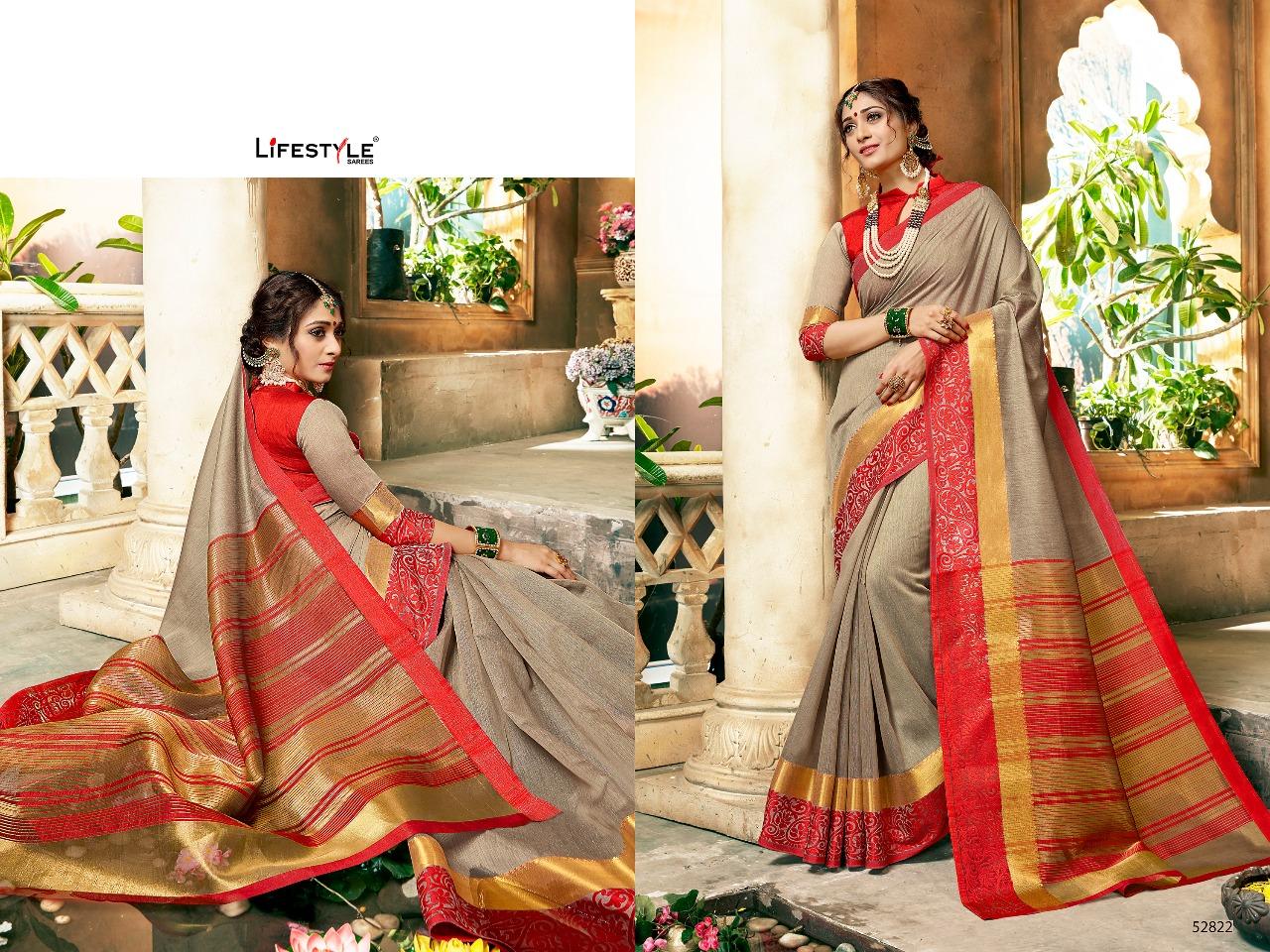 Lifestyle Khadi silk vol 16 52822