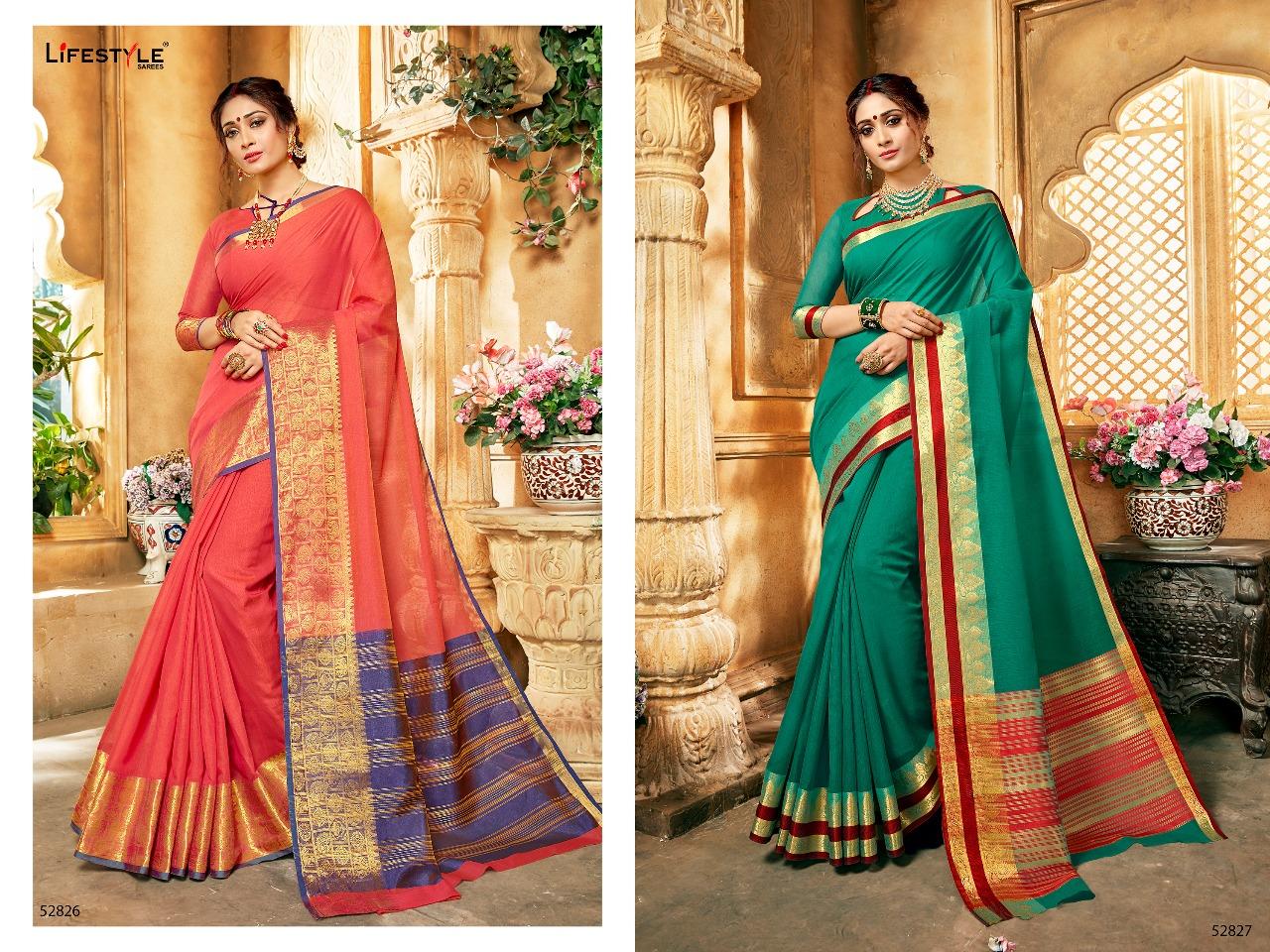 Lifestyle Khadi silk vol 16 52826
