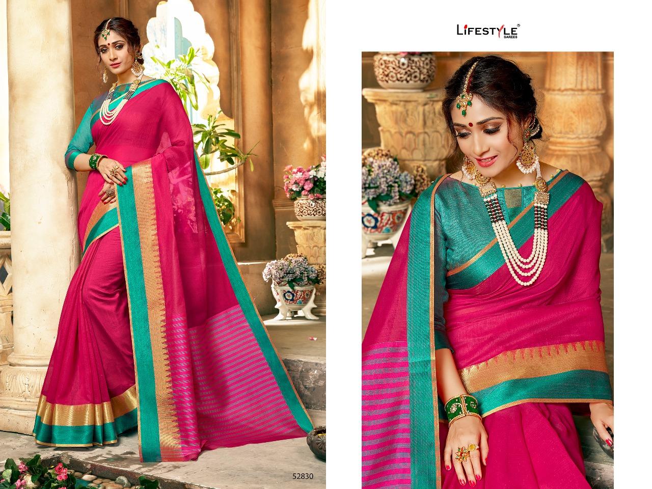 Lifestyle Khadi silk vol 16 52829