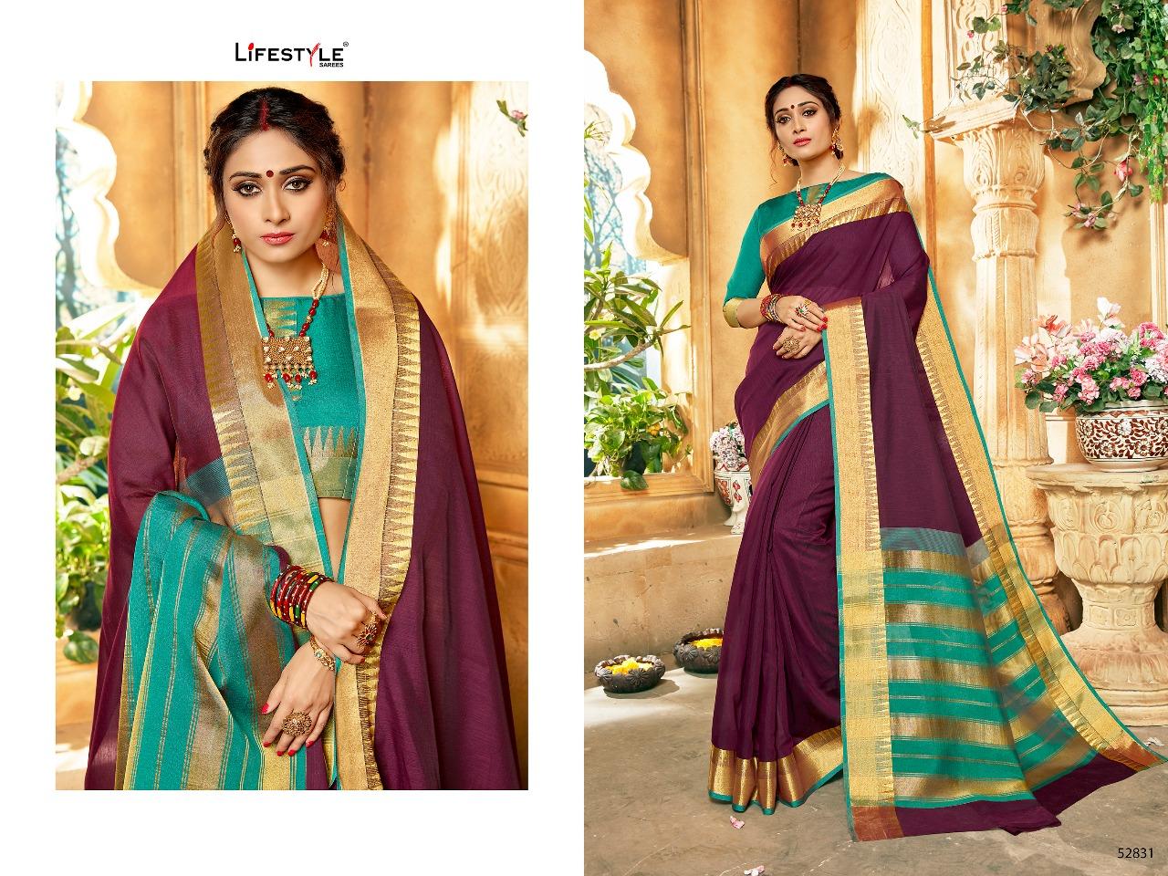 Lifestyle Khadi silk vol 16 52830