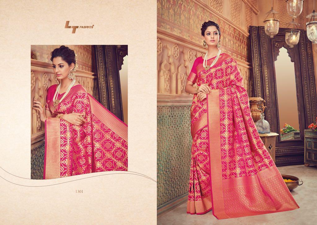 LT Fabrics Kavya 1301