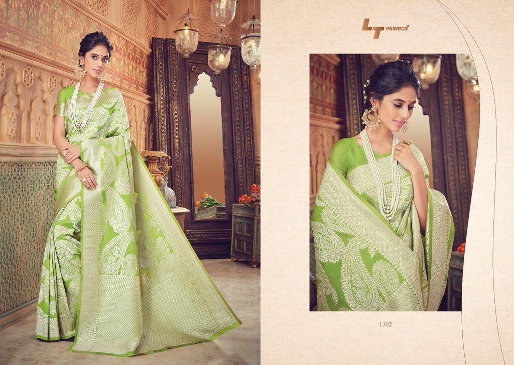 LT Fabrics Kavya 1302