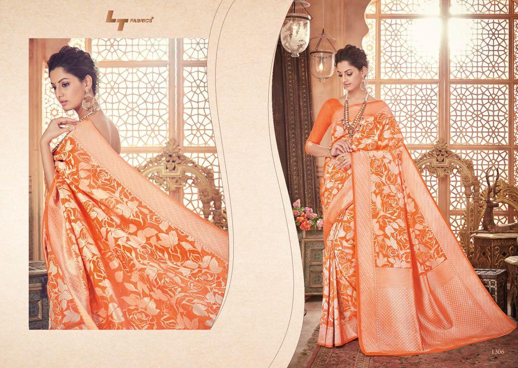 LT Fabrics Kavya 1306