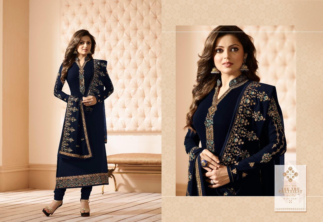 LT Fabrics Nitya Color Plus 2201B