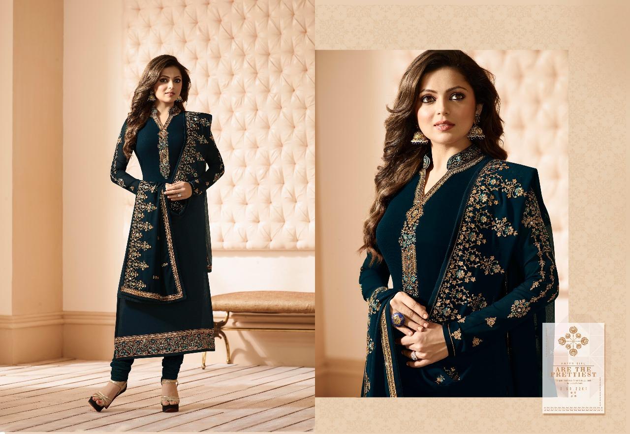 LT Fabrics Nitya Color Plus 2201