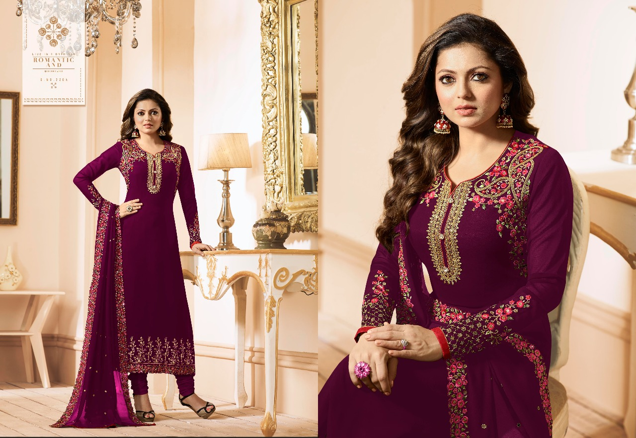 LT Fabrics Nitya Color Plus 2204A