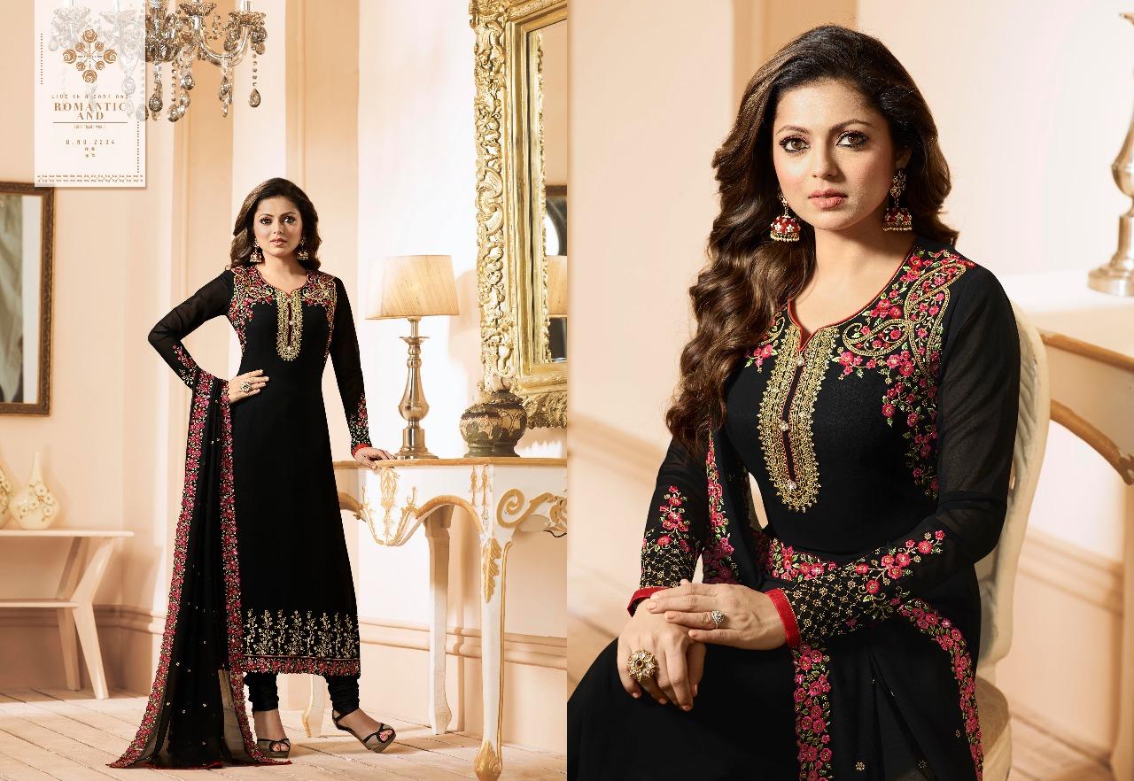 LT Fabrics Nitya Color Plus 2204