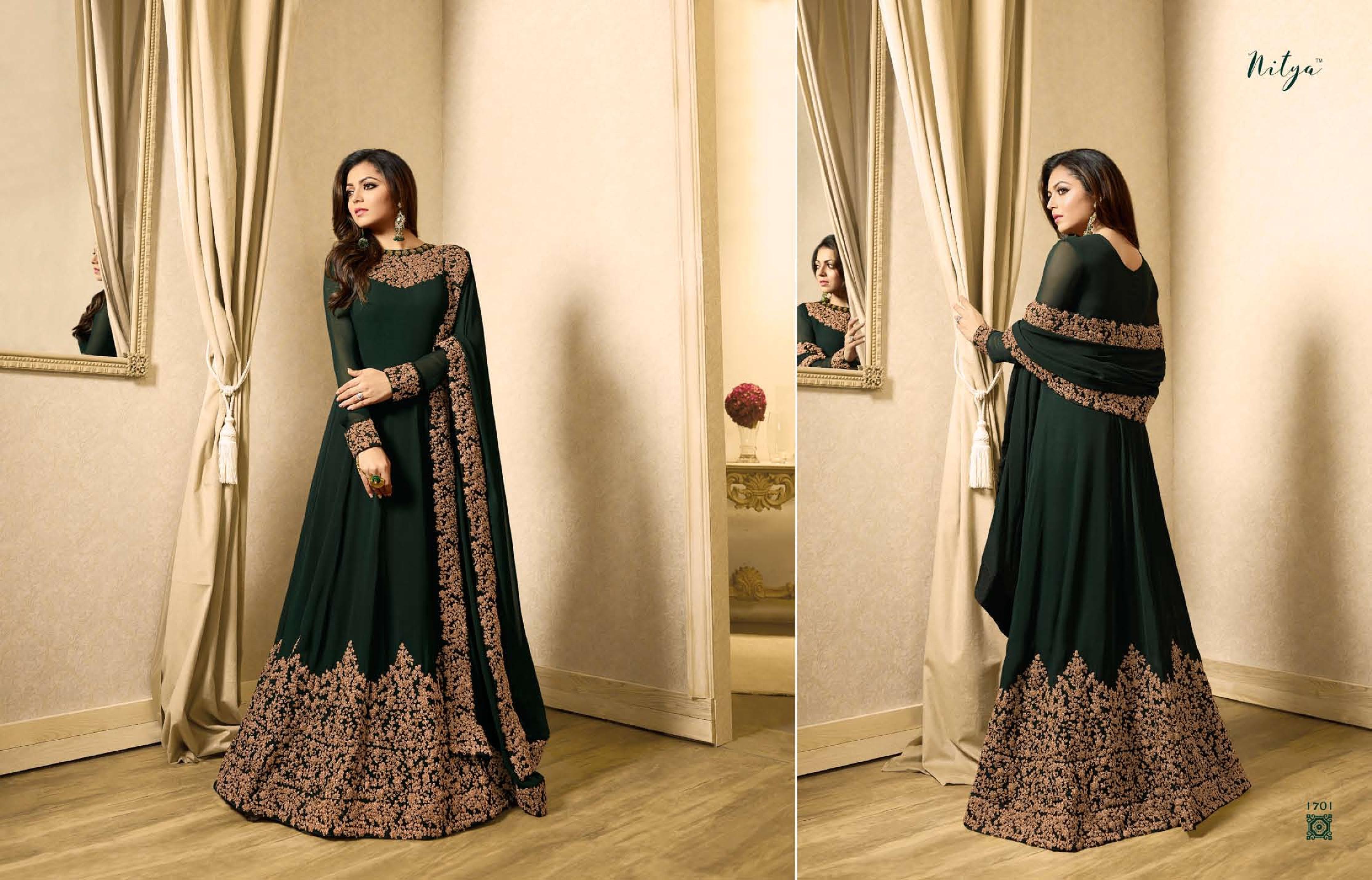LT Fabrics Nitya 1701