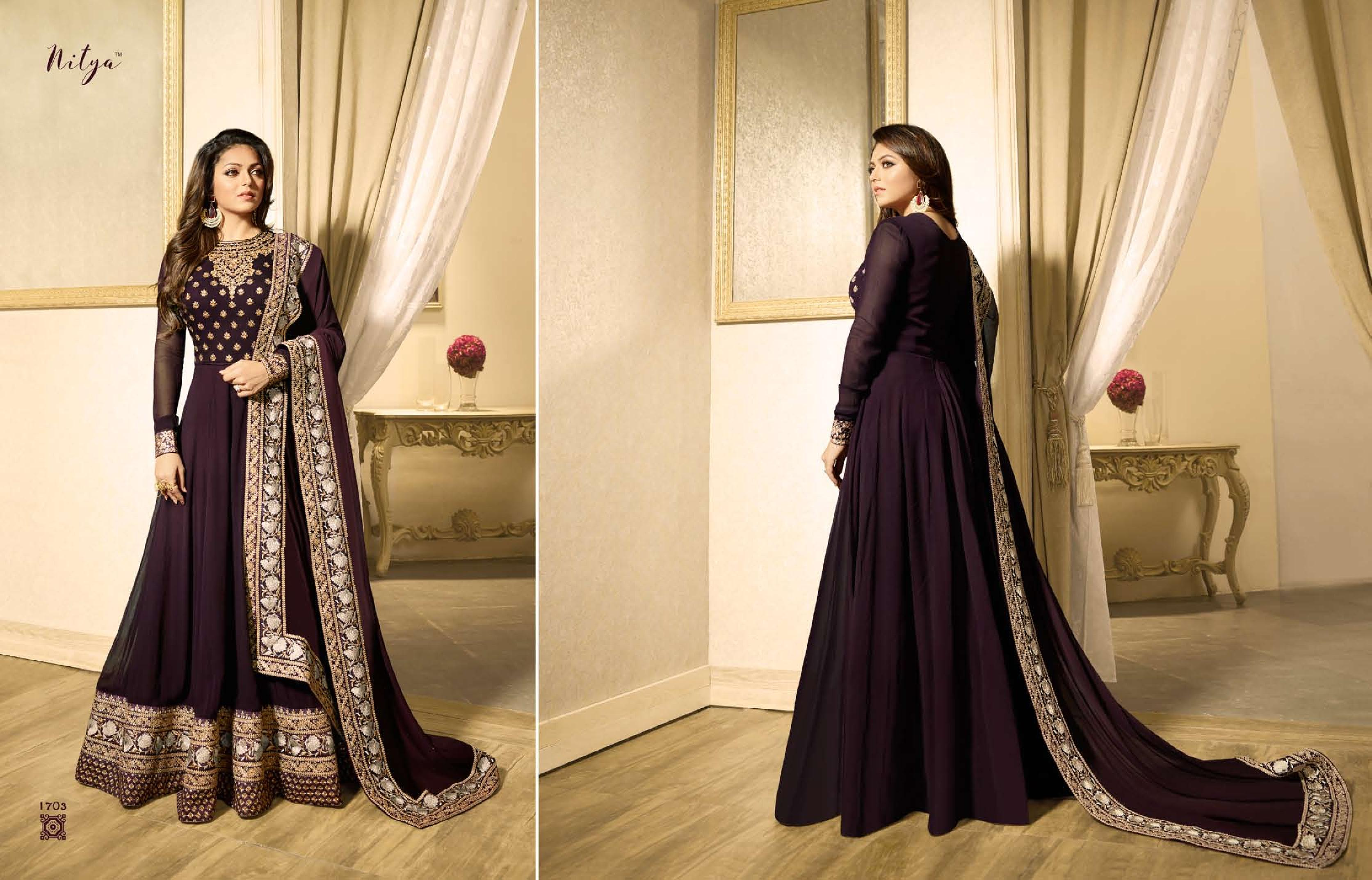 LT Fabrics Nitya 1703
