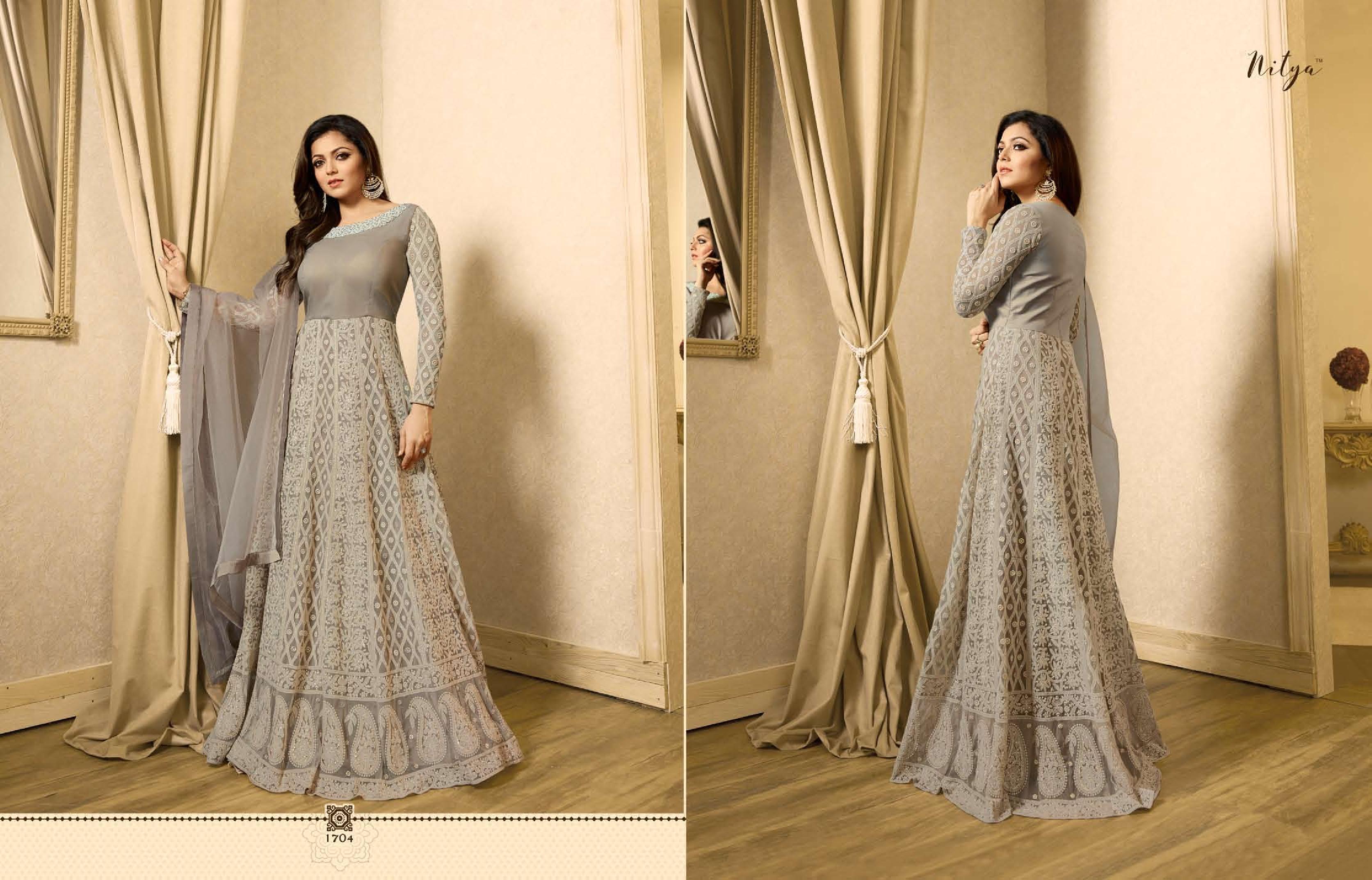 LT Fabrics Nitya 1704