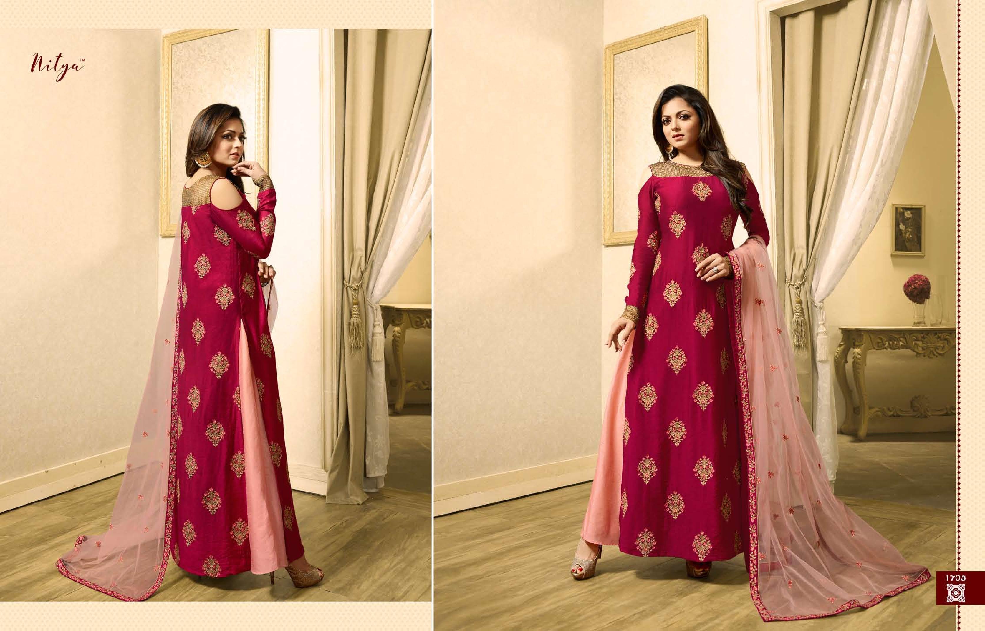 LT Fabrics Nitya 1705