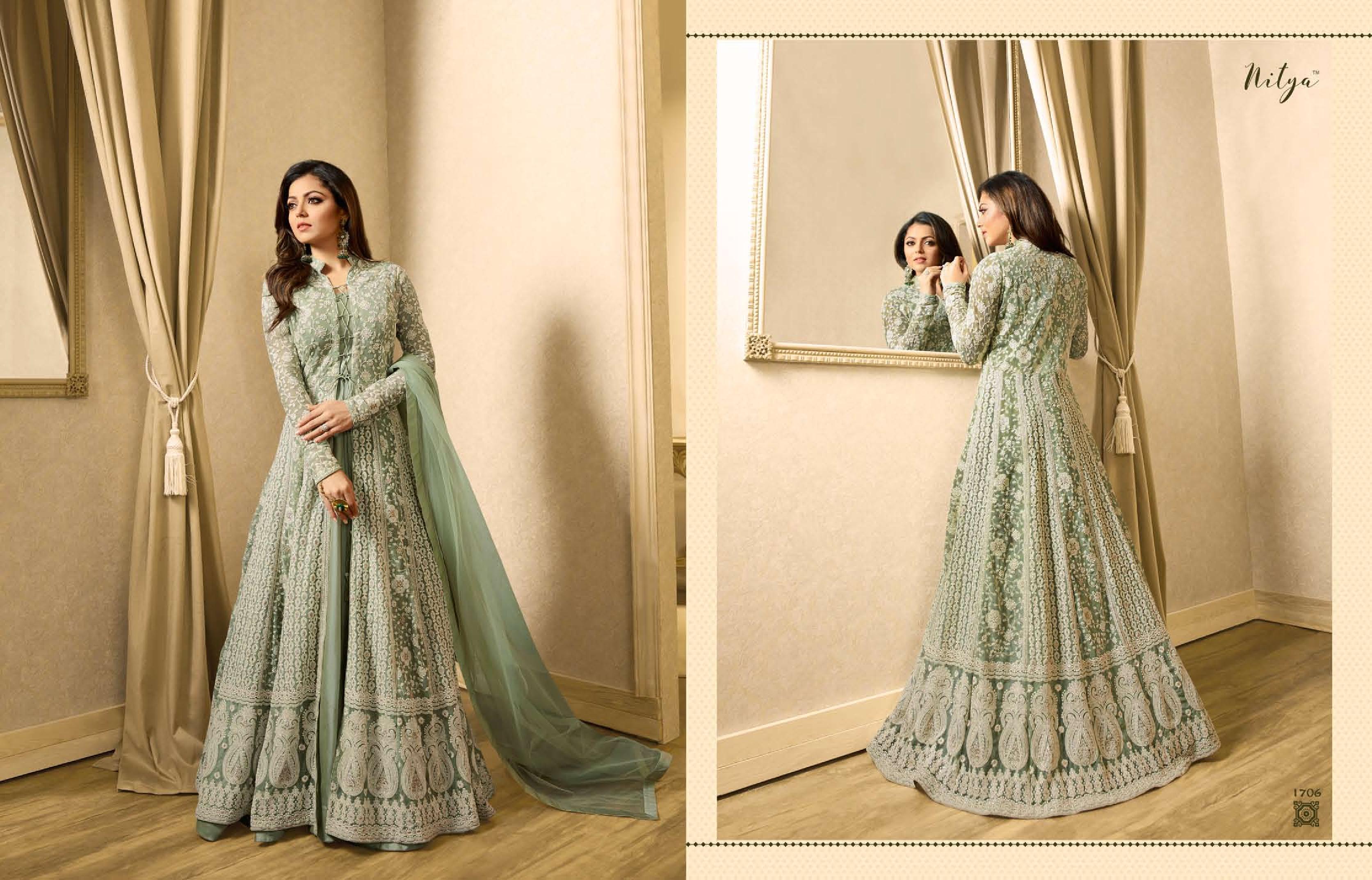 LT Fabrics Nitya 1706