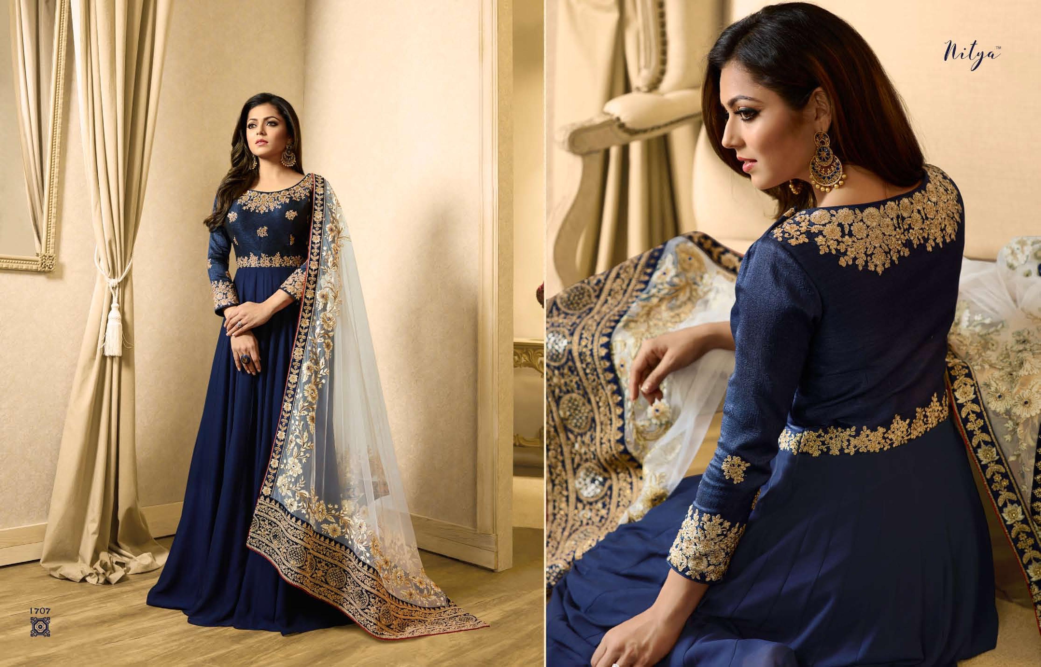 LT Fabrics Nitya 1707