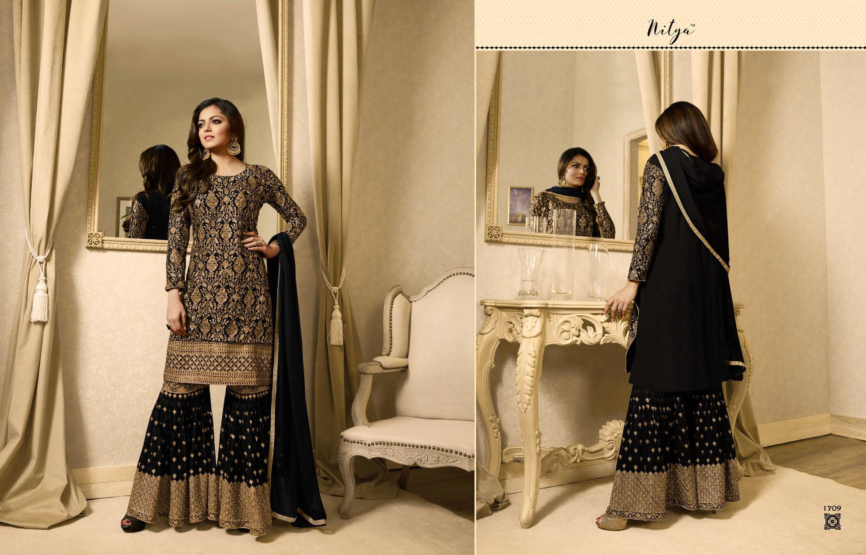 LT Fabrics Nitya 1709