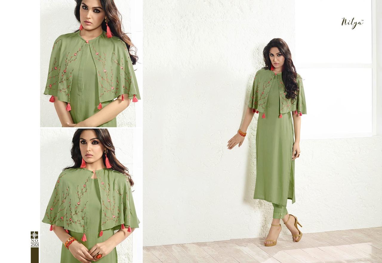 LT Fabrics Nitya NX 2501