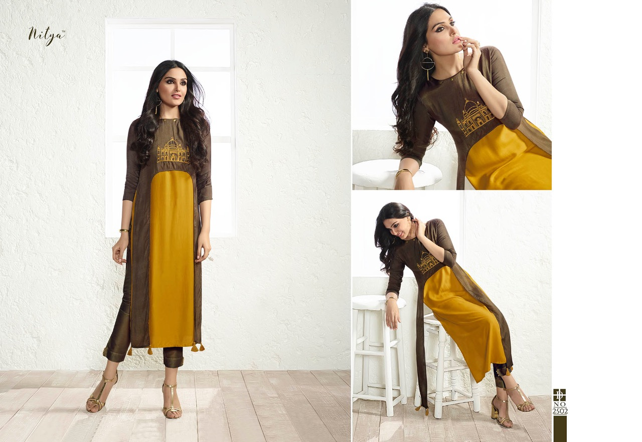 LT Fabrics Nitya NX 2502