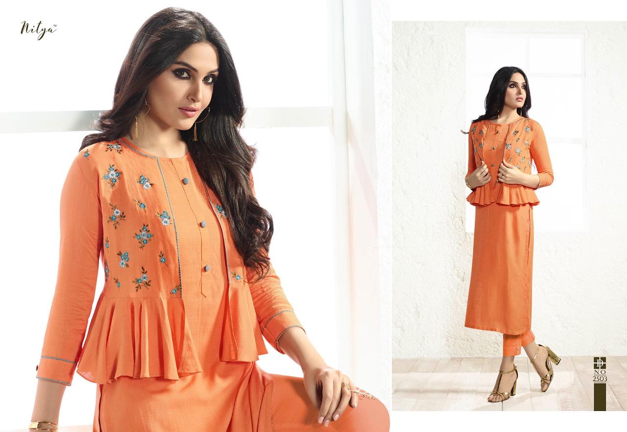 LT Fabrics Nitya NX 2503