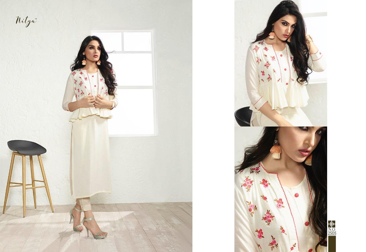 LT Fabrics Nitya NX 2505