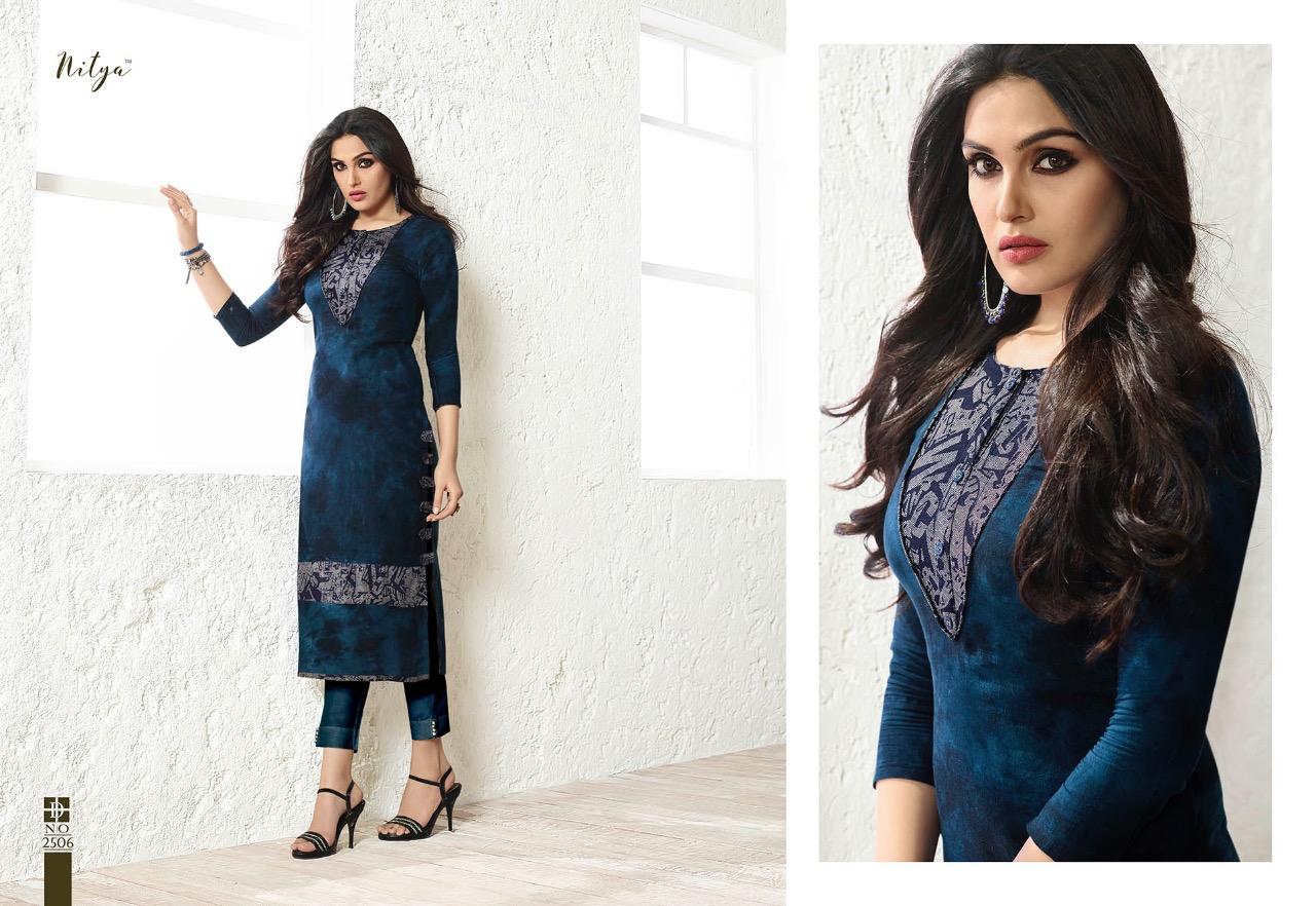 LT Fabrics Nitya NX 2506