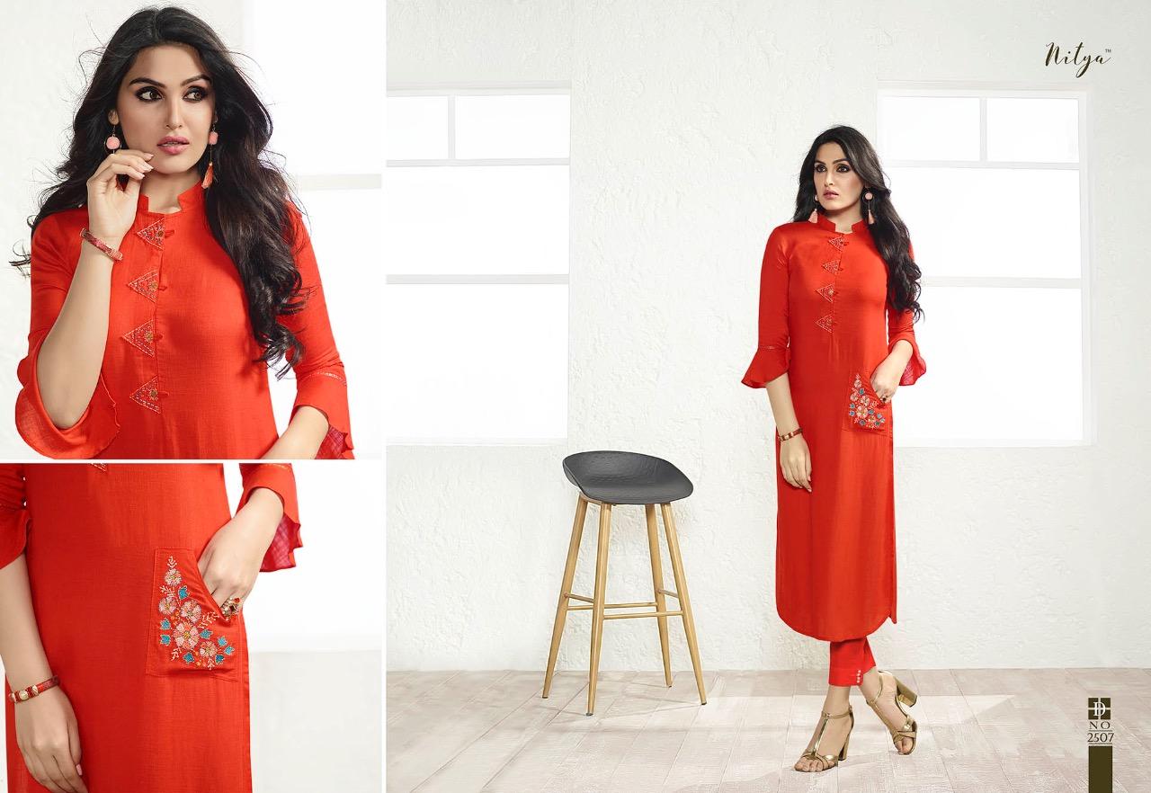 LT Fabrics Nitya NX 2507