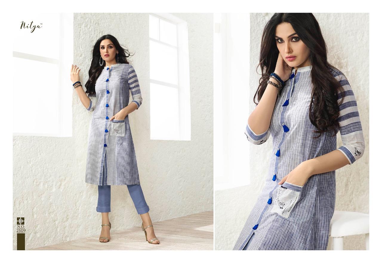 LT Fabrics Nitya NX 2509