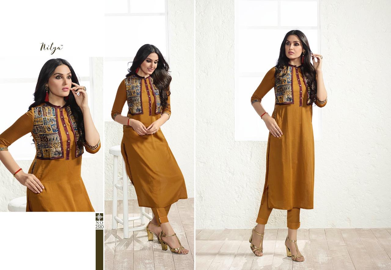 LT Fabrics Nitya NX 2510