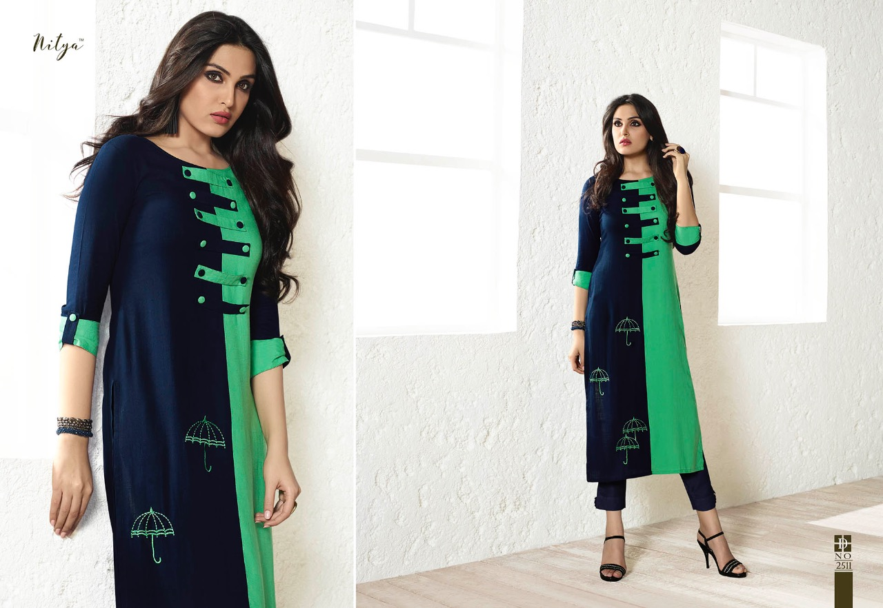 LT Fabrics Nitya NX 2511
