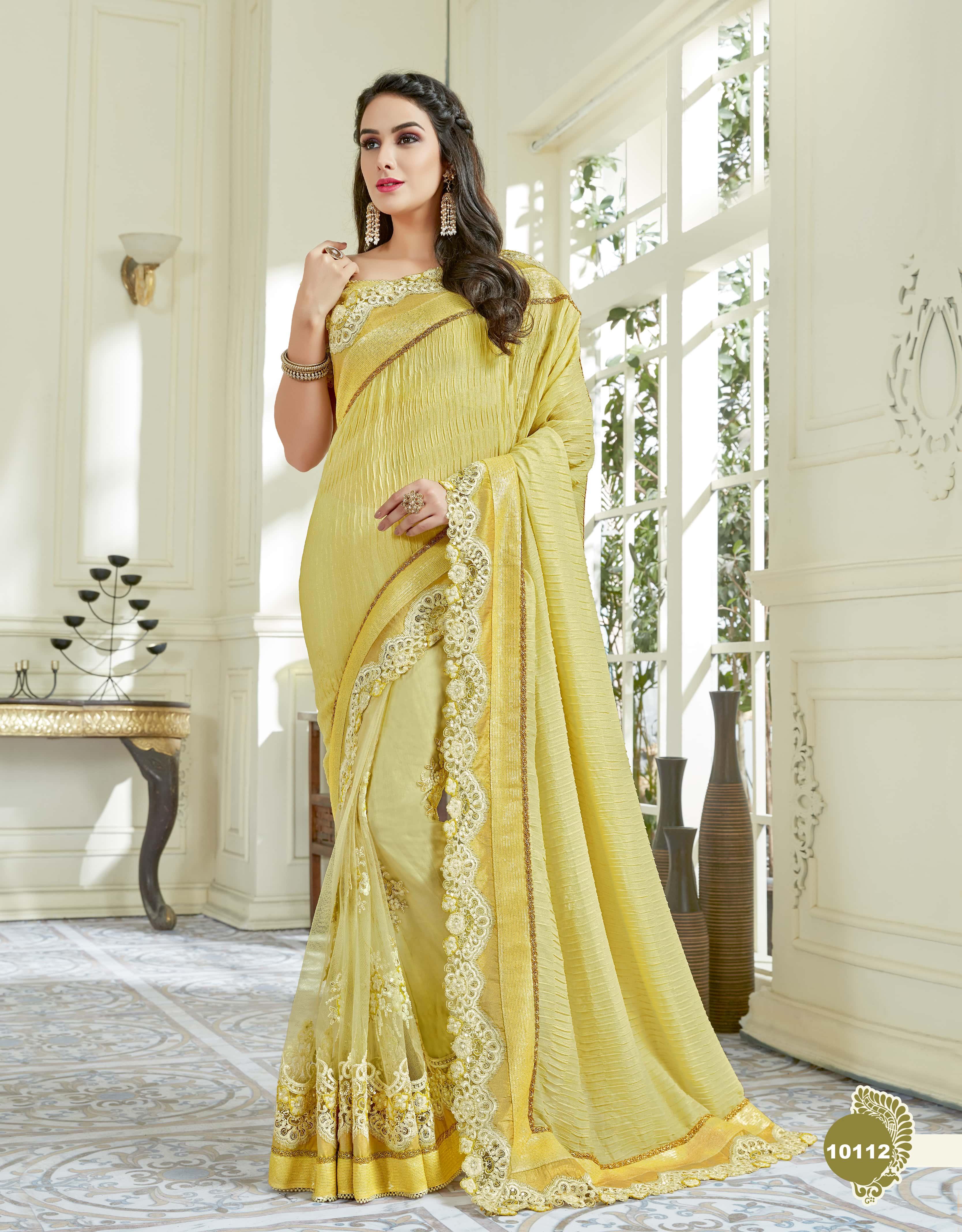 Mahotsav Saree Tarana 10112