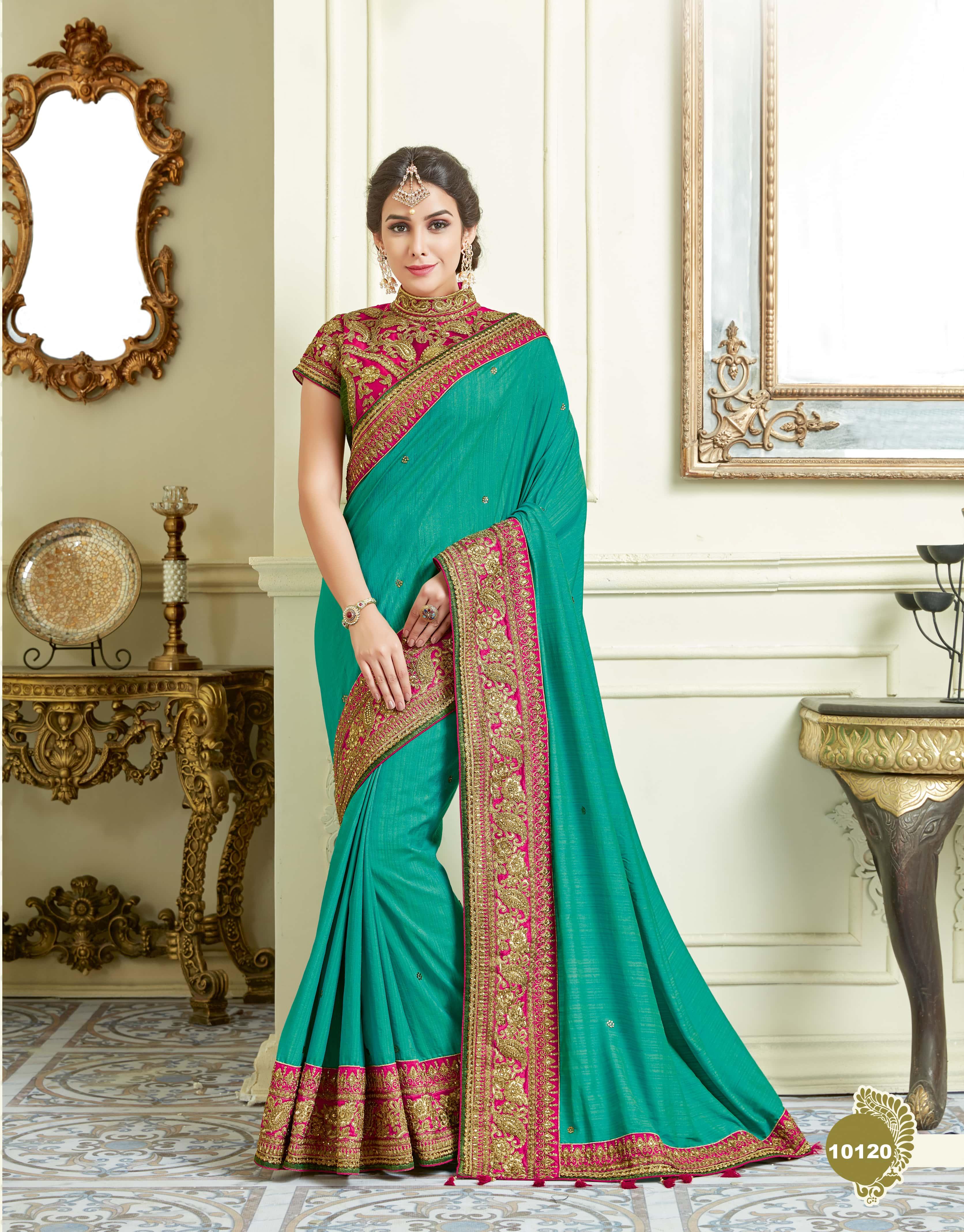 Mahotsav Saree Tarana 10120
