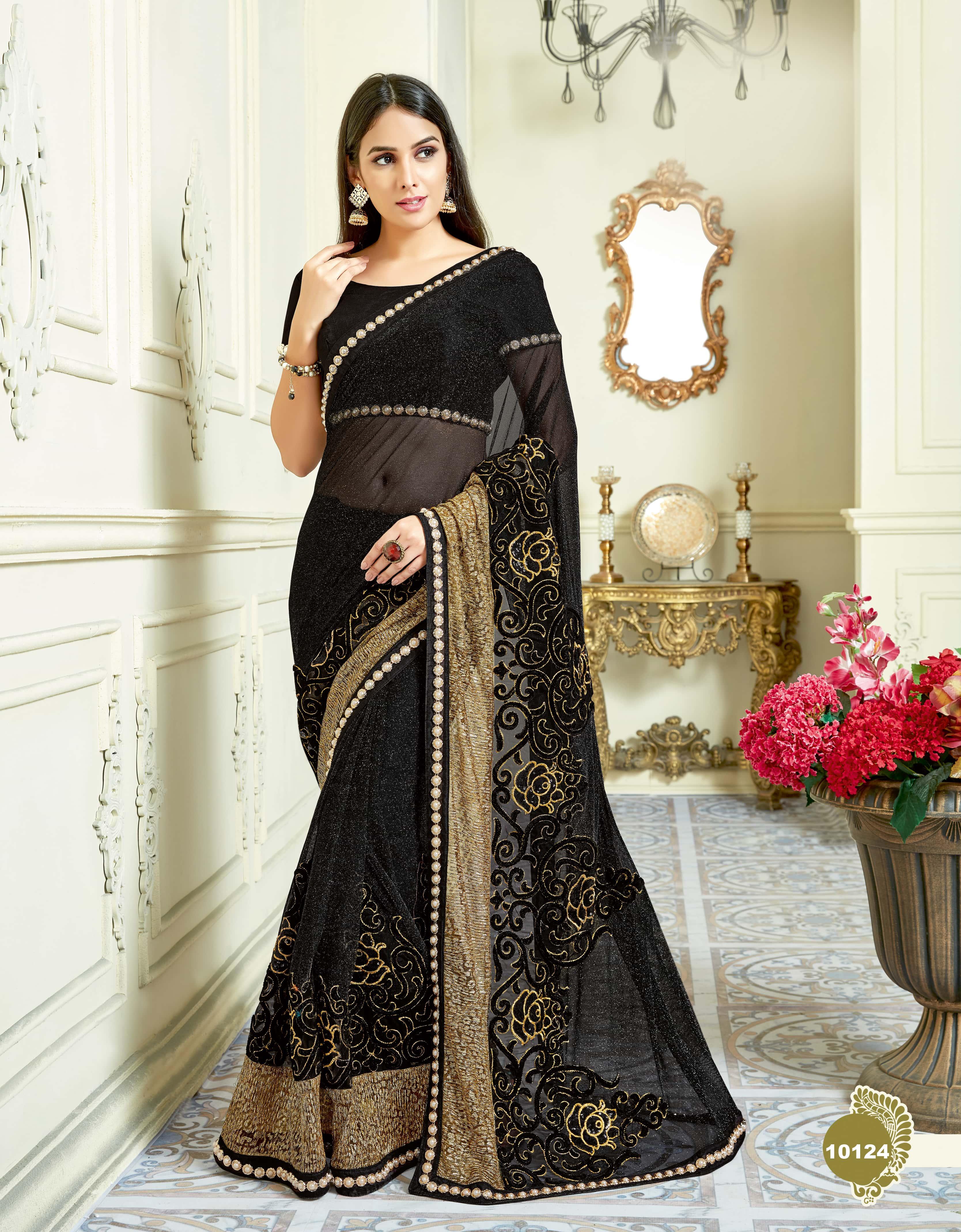 Mahotsav Saree Tarana 10124