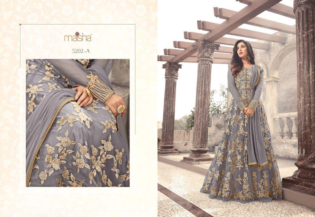 Maisha Maskeen Hit Design 5202A