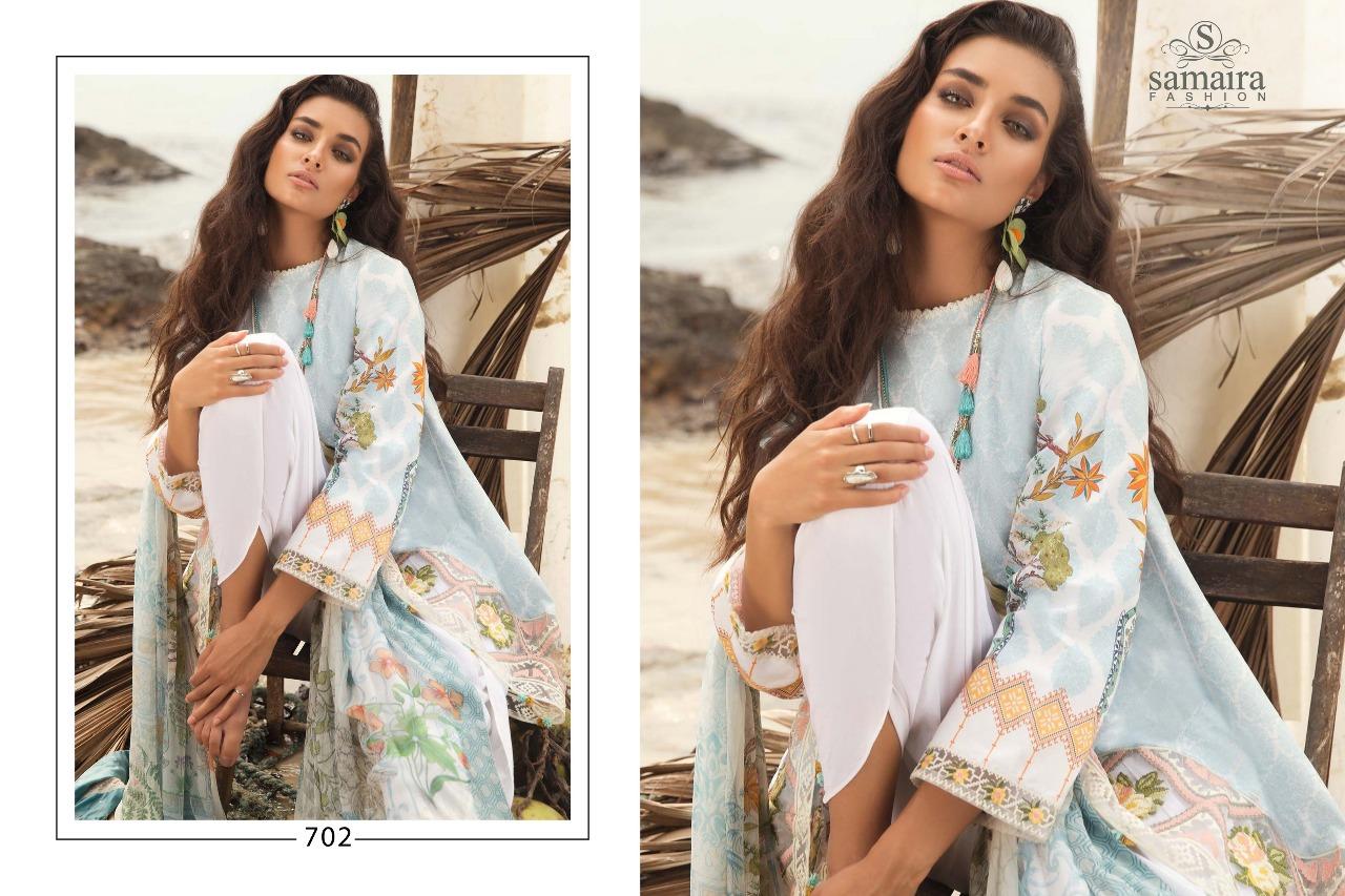 Samaira Fashion Mariya 702