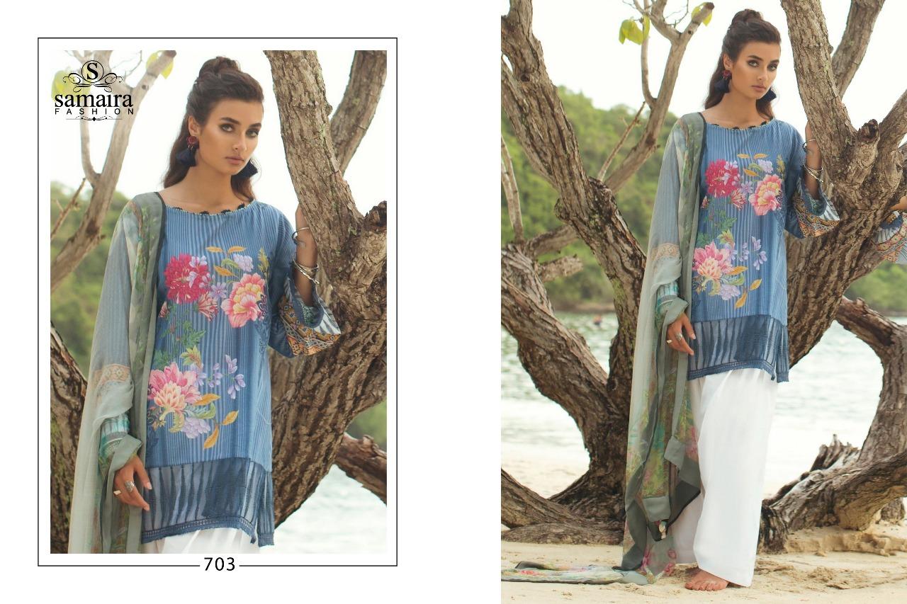 Samaira Fashion Mariya 703