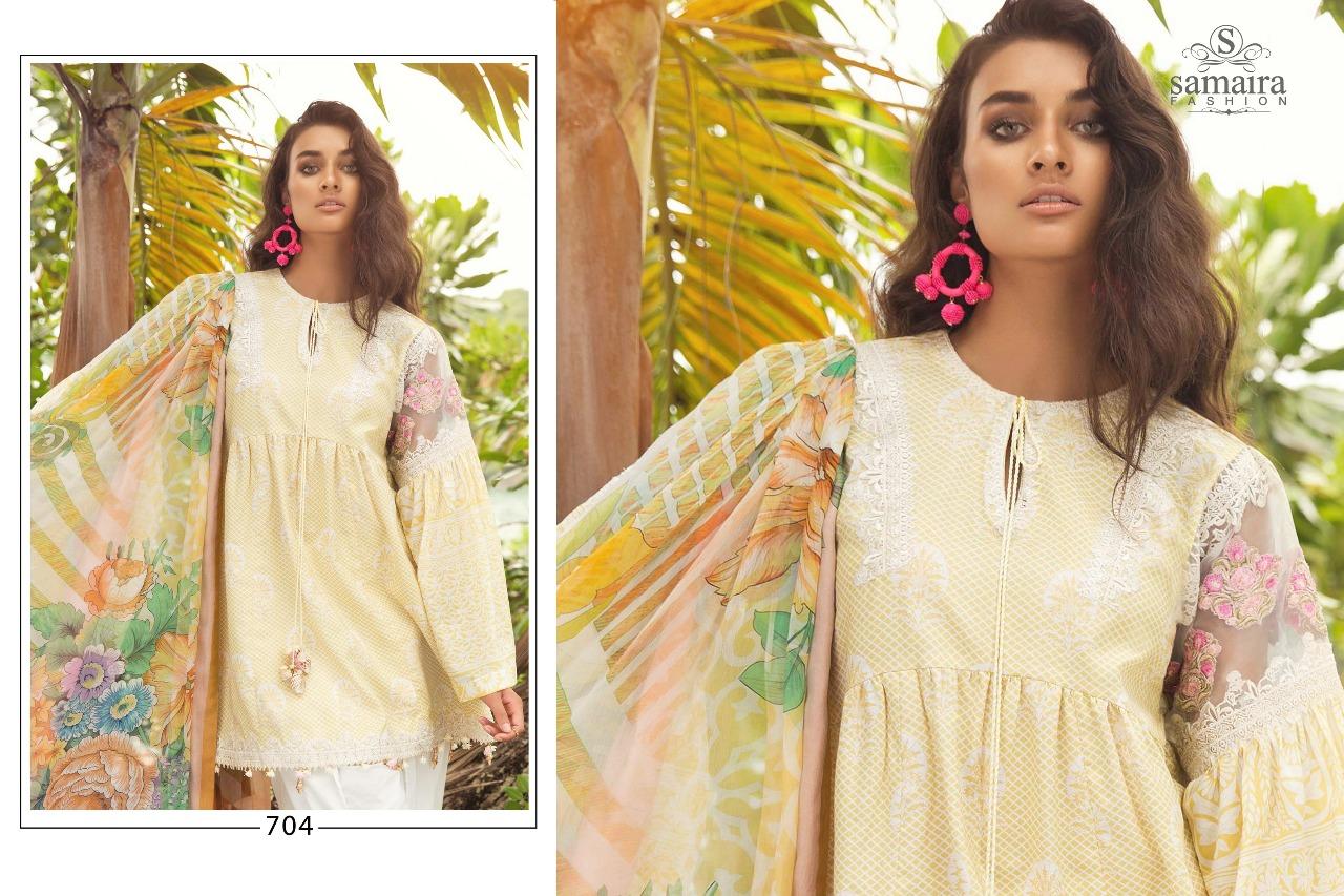 Samaira Fashion Mariya 704