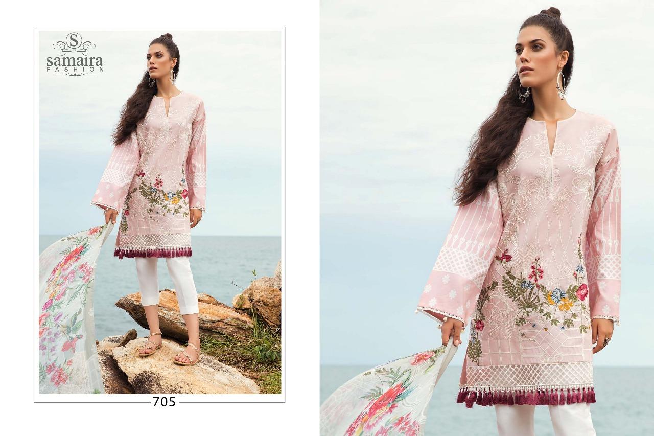 Samaira Fashion Mariya 705