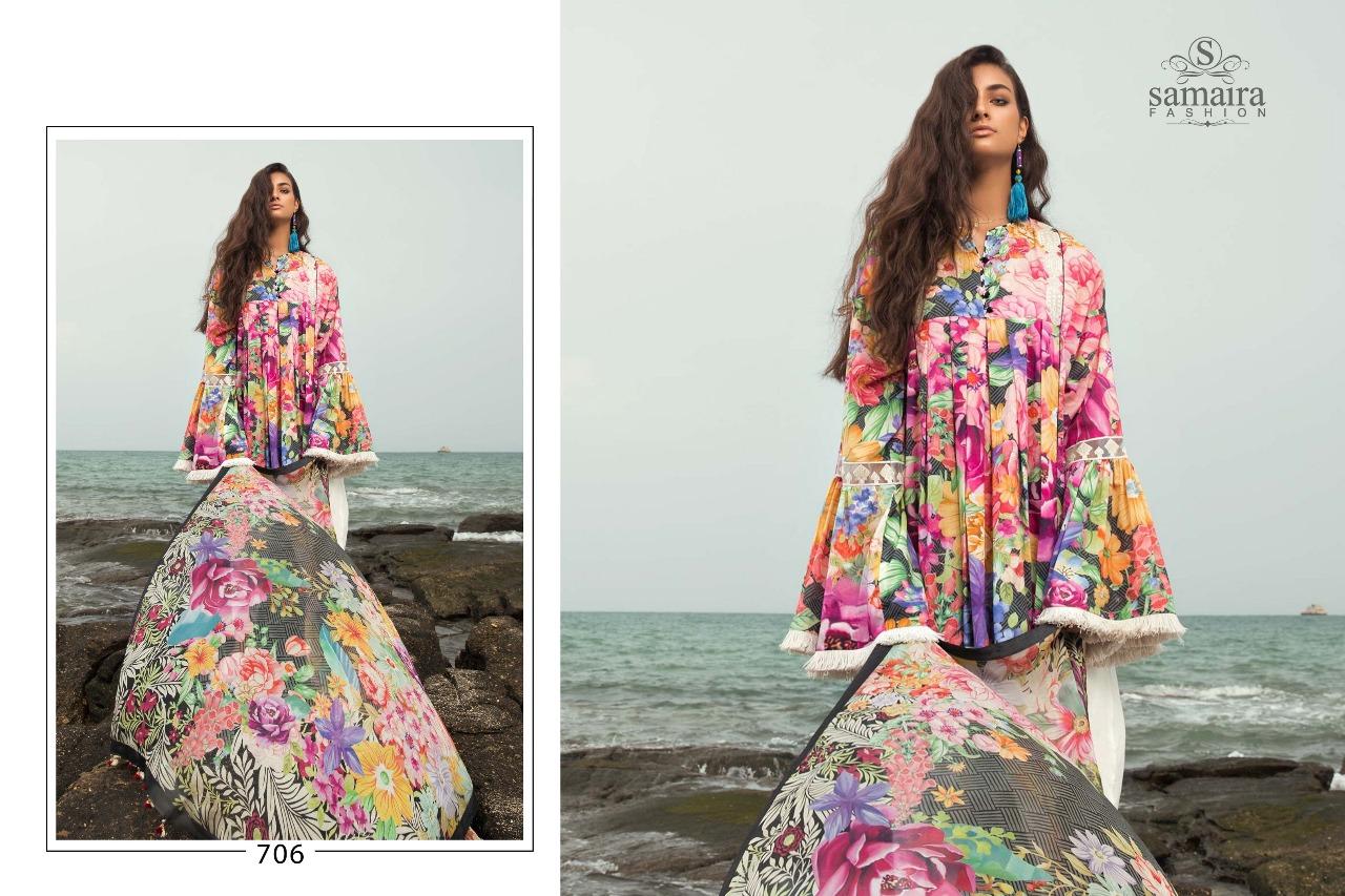 Samaira Fashion Mariya 706